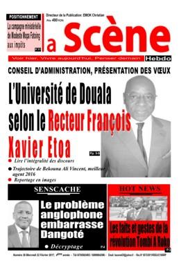 La Scène Hebdo - 22/02/2017