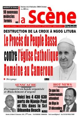 La Scène Hebdo - 27/12/2016