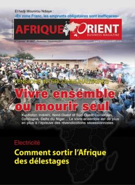 Afrique Orient-Novembre-Décembre 2017
