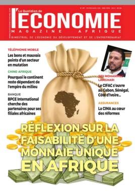 Le Quotidien de l'Economie Magazine-  13/02/2018