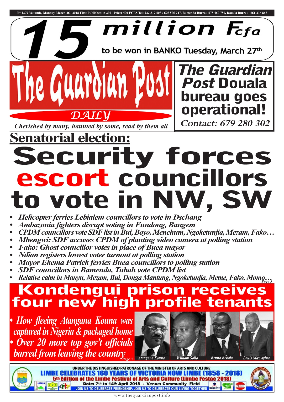 The Guardian Post -26/03/2018