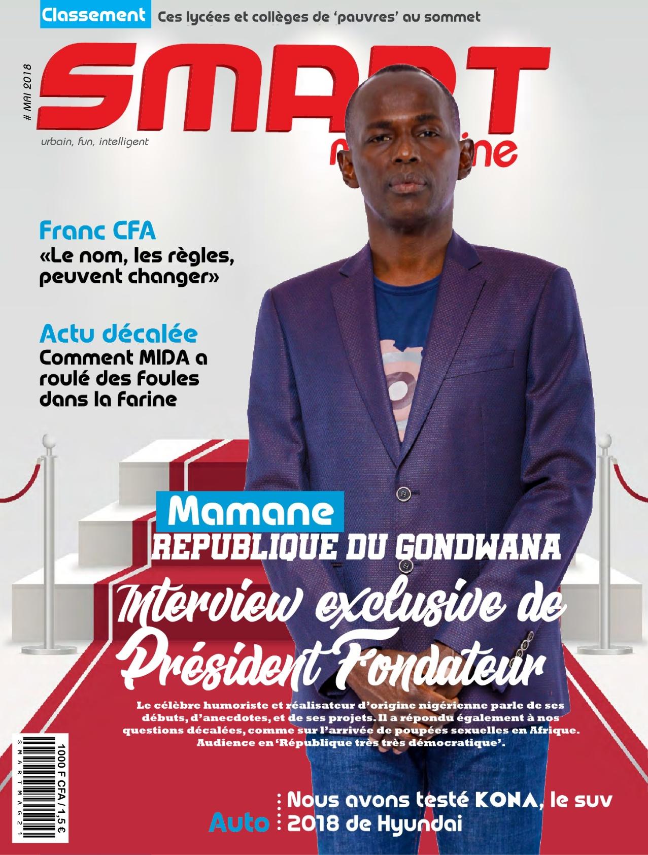 Smart Magazine -Mai
