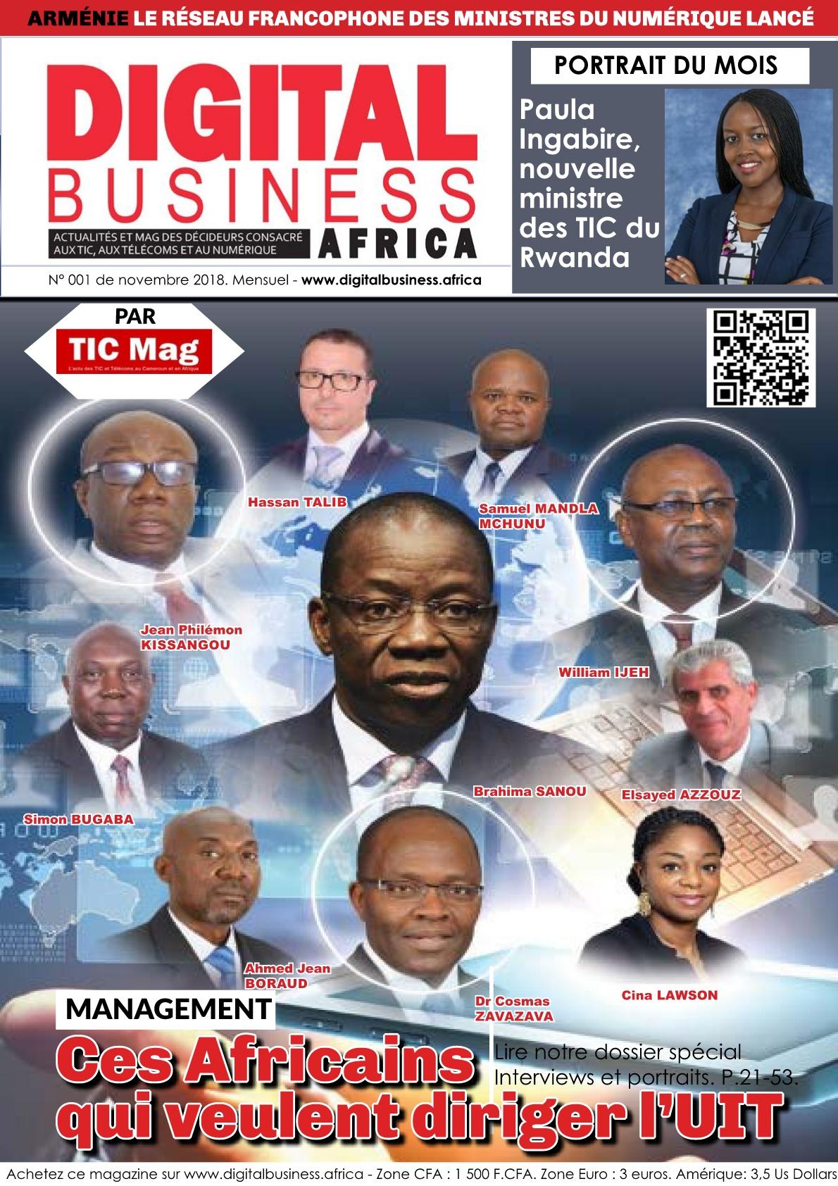 DIGITAL BUSINESS AFRICA - 14/11/2018