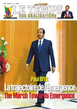 Présidence de la République du Cameroun - 21/02/2019