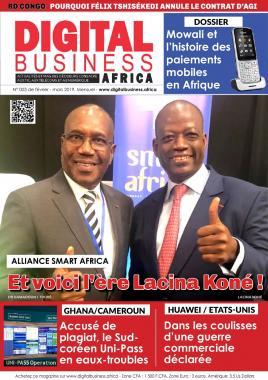 DIGITAL BUSINESS AFRICA - 26/02/2019