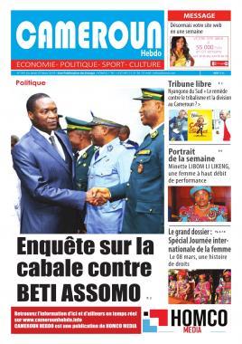 Cameroun Hebdo - 07/03/2019