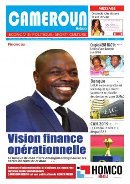 Cameroun Hebdo - 14/03/2019