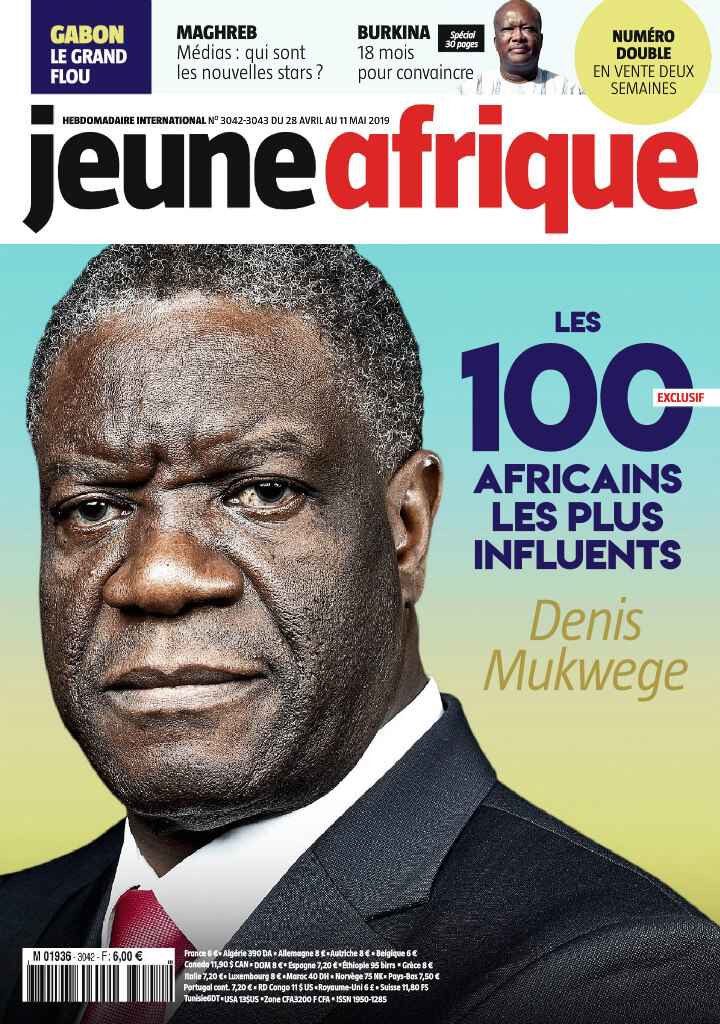 Jeune Afrique - 28/04/2019