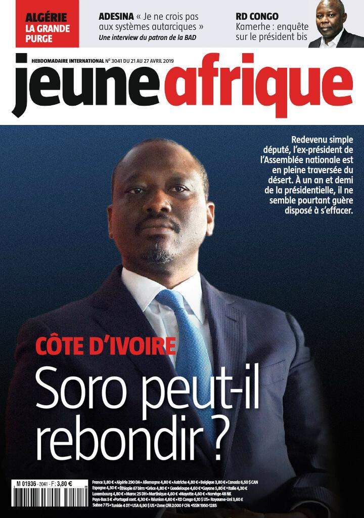 Jeune Afrique - 21/04/2019