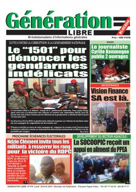 Expression Economique - 29/04/2019