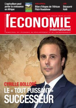 Le Quotidien de l'Economie Magazine