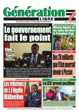 Génération Libre - 05/04/2019