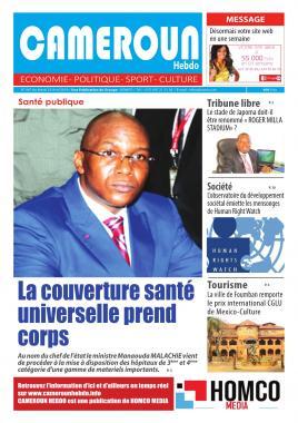 Cameroun Hebdo - 23/04/2019