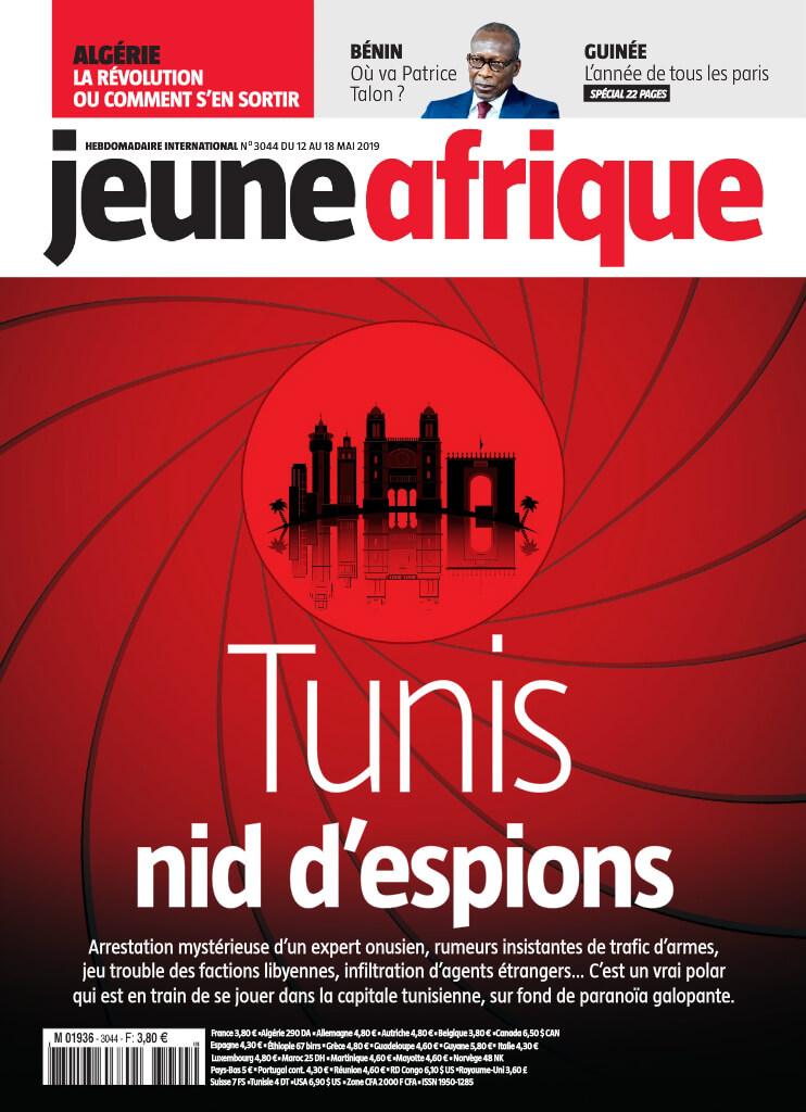Jeune Afrique - 12/05/2019