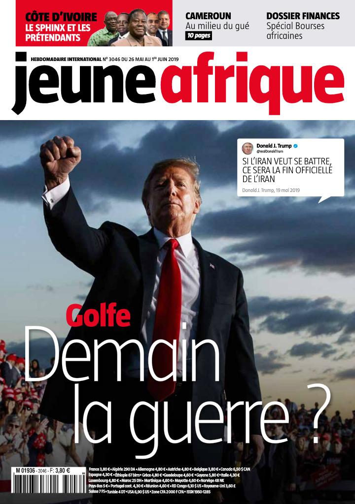 Jeune Afrique - 26/05/2019