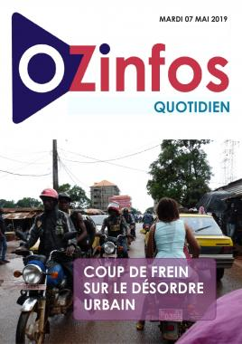 OZINFOS QUOTIDEN - 07/05/2019