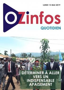 OZINFOS QUOTIDEN - 13/05/2019