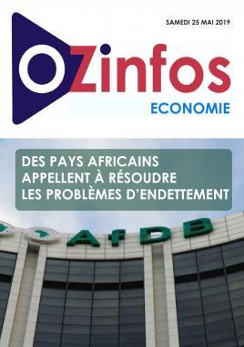 OZINFOS QUOTIDEN - 25/05/2019