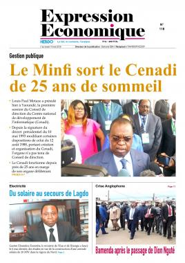 Expression Economique - 14/05/2019