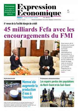 Expression Economique - 07/05/2019