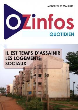 OZINFOS QUOTIDEN - 08/05/2019