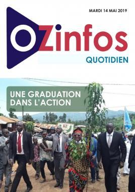 OZINFOS QUOTIDEN - 14/05/2019