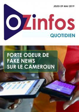 OZINFOS QUOTIDEN - 09/05/2019