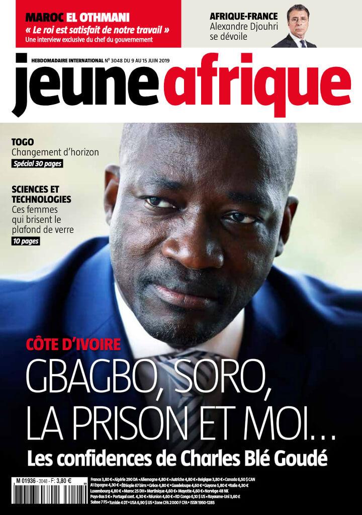 Jeune Afrique - 09/06/2019