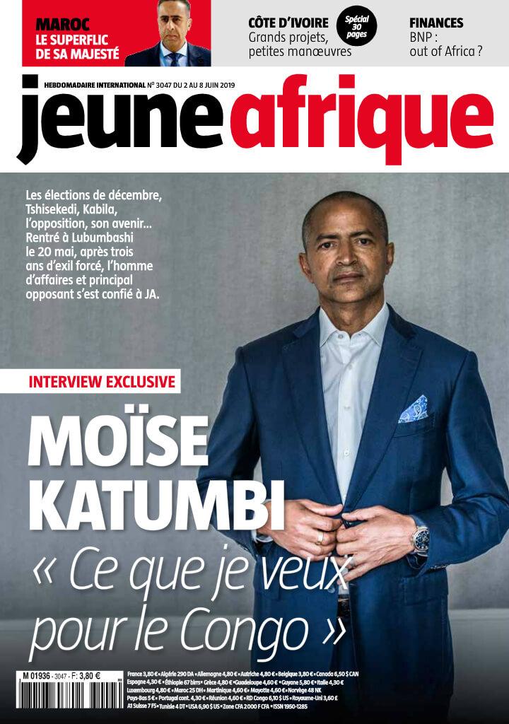 Jeune Afrique - 02/06/2019
