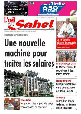 L'oeil du Sahel - 10/06/2019