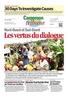 Cameroon Tribune - 13/06/2019
