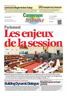 Cameroon Tribune - 10/06/2019