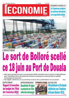 Le Quotidien de l'Economie - 17/06/2019