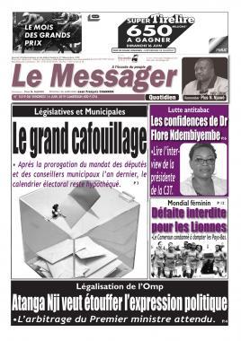 Le Messager - 14/06/2019