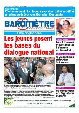 Baromètre - 06/06/2019