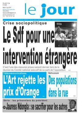 Le Jour - 11/06/2019