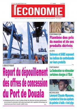 Le Quotidien de l'Economie - 18/06/2019