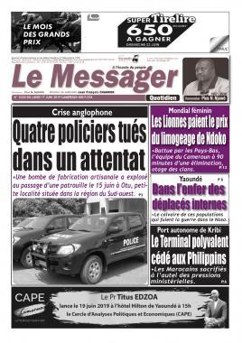 Le Messager - 17/06/2019