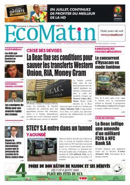 Ecomatin - 22/07/2019
