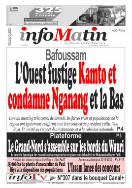 Infomatin - 22/07/2019