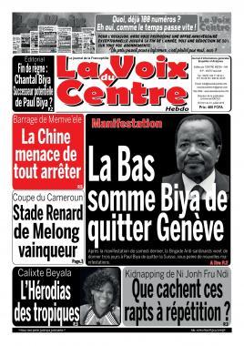 LA VOIX DU CENTRE - 01/07/2019