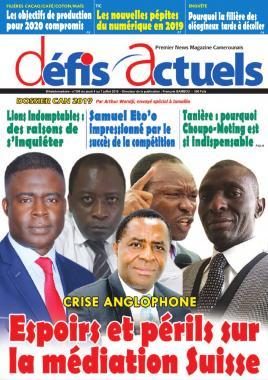 Défis Actuels - 04/07/2019