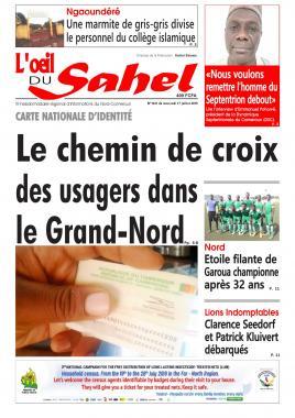 Loeil du Sahel - 17/07/2019