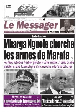 Le Messager - 22/07/2019