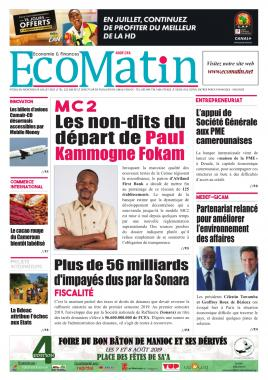 Ecomatin - 24/07/2019