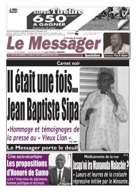 Le Messager - 12/07/2019