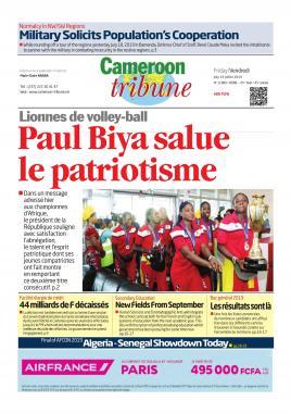 Cameroon Tribune - 19/07/2019