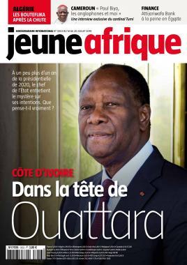Jeune Afrique - 15/07/2019