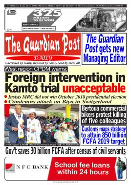 The Guardian Post - 22/07/2019