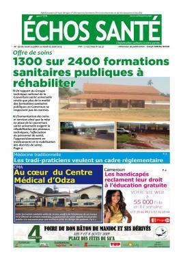 Echos Santé - 31/07/2019